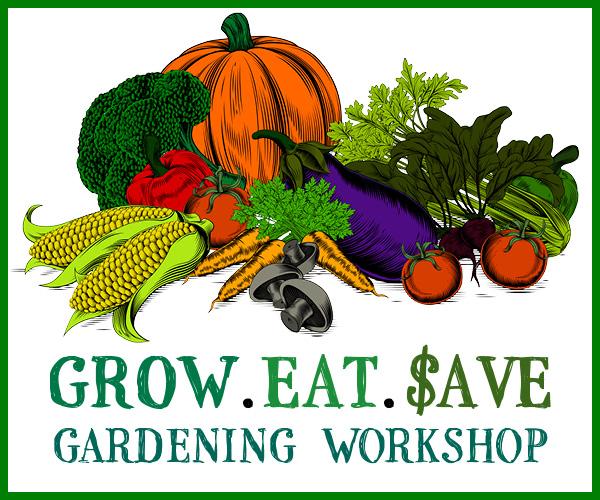 Department of Health - gardening workshop