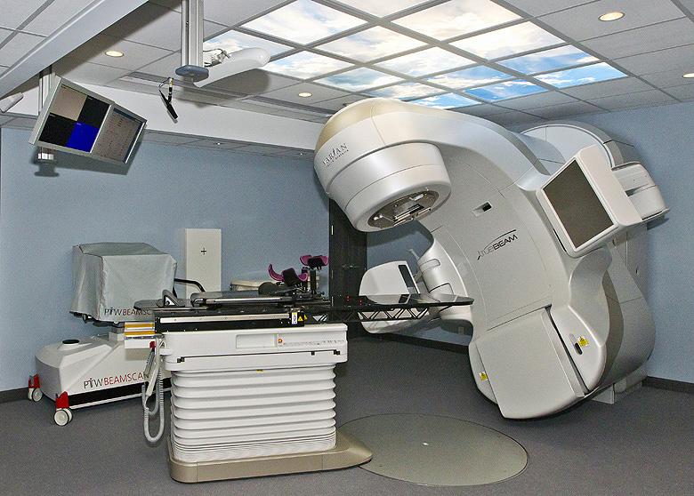 New radiation centre in Bermuda