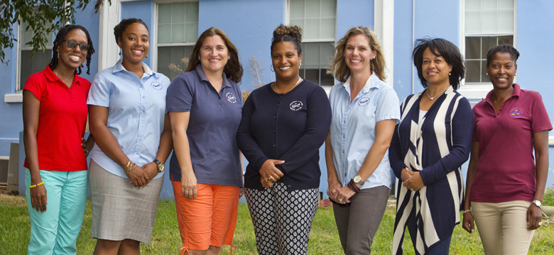 Bermuda Department of Health's Occupational Therapy Team