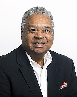 Dennis Tucker, MBE, JP