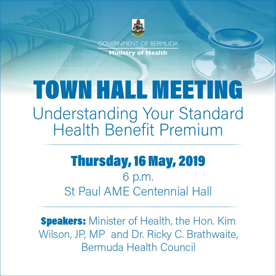 Health Minister host Town Hall to Answer Questions on SHB