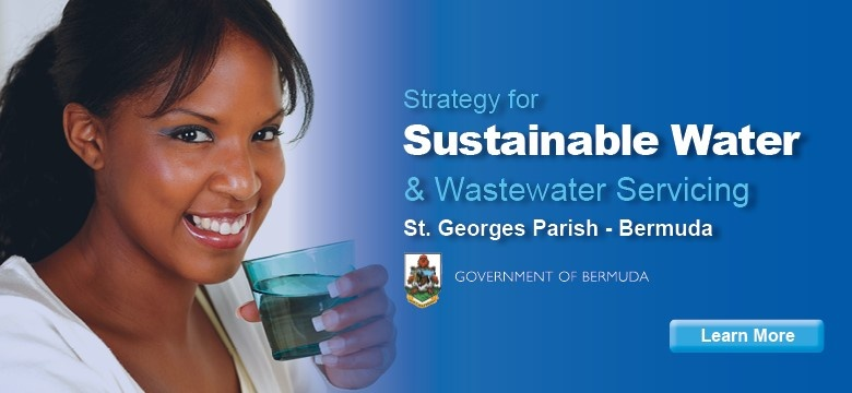 Strategy for Sustainable Water and Wastewater Servicing - St. George's Parish