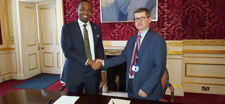 Bermuda is First to Sign United Kingdom CBC Reporting Agreement
