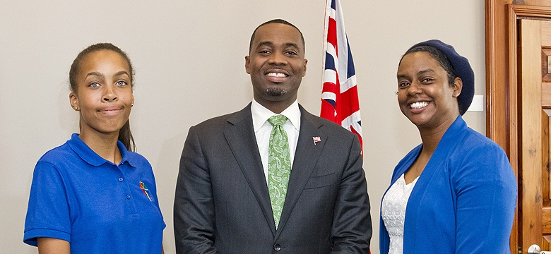Premier David Burt Congratulates Dr. Carika Weldon