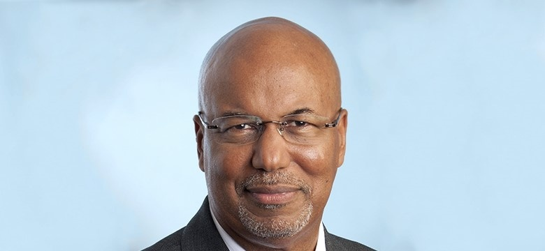 The Hon. Everard T. Richards, JP, MP; Deputy Premier and Minister of Finance