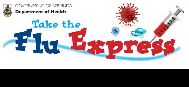 Flu Express graphic