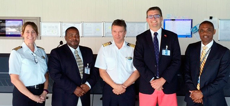Minister commends work of Marine Pilots | Government of Bermuda