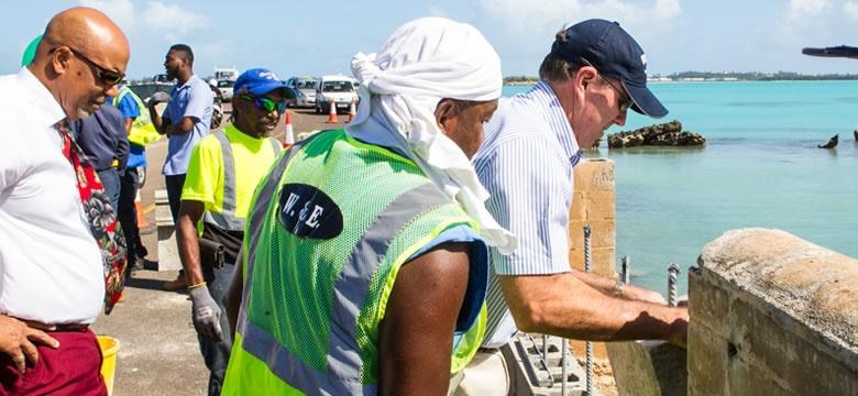 Bermuda Premier Michael Dunkley - Hurricane Nicole remarks 14 October, 2016