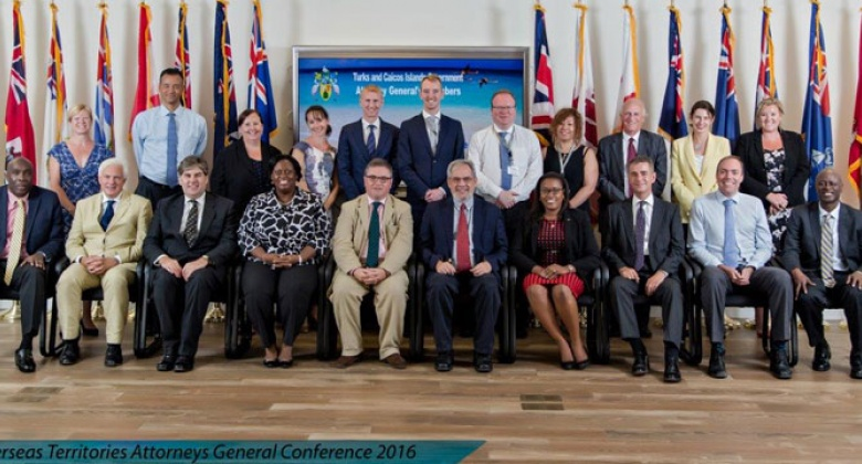 Conference of Attorneys General from UK Overseas photo
