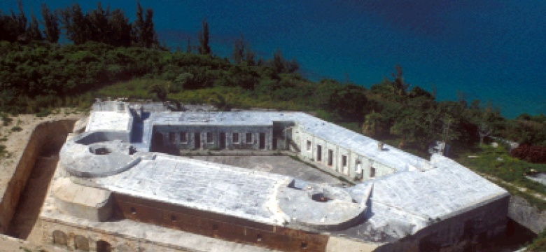 Fort Cunningham and Paget Island Restoration Project