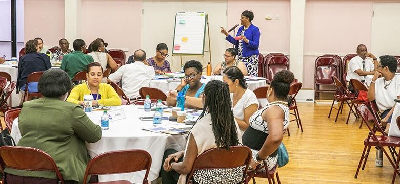 Senior leadership workshop